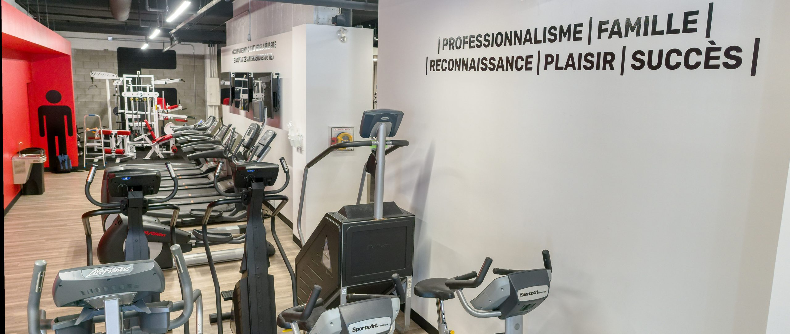 Image du gym